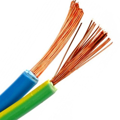 copper electric wire at rs 150   meter