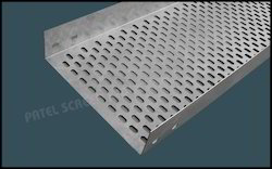 Mild Steel Galvanized Perforated Cable Tray
