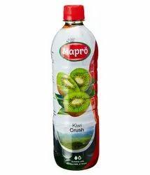Organic Bottle Mapro Strawberry Crush, Packaging Size: 1000 ml