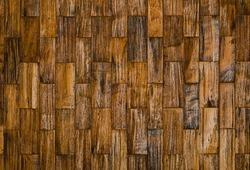 Wooden 3D Ceiling