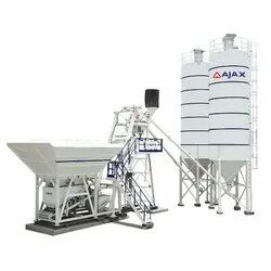 Ajax CRB 60 Compact Reduced Bin Batching Plant