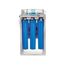 Stainless Steel Blue Kent Elite II Plus Commercial RO Purifier