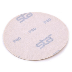 Velcro Paper Backing Gold Discs- 5''