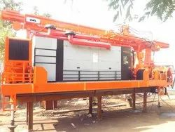 Skid-Mounted Drill Machinery