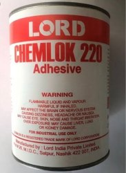 Lord Chemlok 220, Packaging Size: 1 Ltr, Grade Standard: Industrial Grade