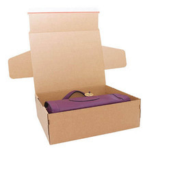 Packaging Cardboard Box Self Closer