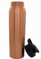 Copper Water Sipper Bottle