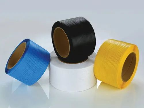 Semi Automatic Machine Polypropylene ( PP )Transparent strapping Roll