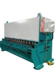 Hydraulic Plate Shearing Machine