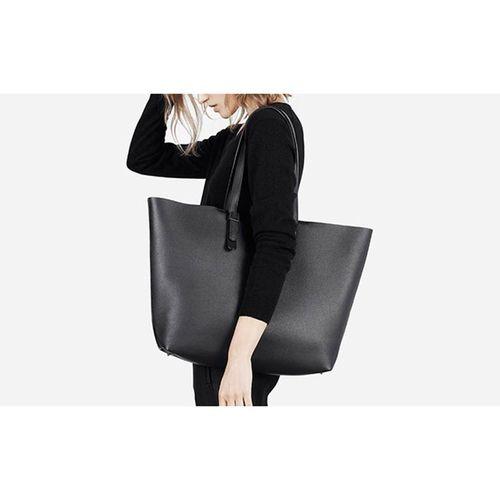 Plain Leather Private Label Handbags