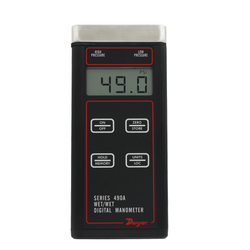 Handheld Digital Manometer
