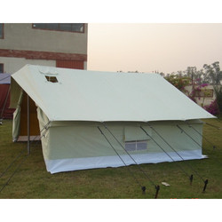 Winterized Relief Tent