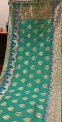 Bangoli Silk Saree