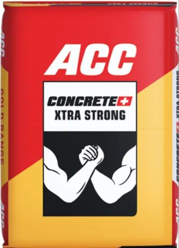 ACC Concrete Cement Xtra Strong