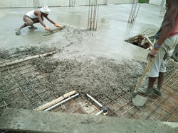 Ready Mix Concrete For Residencial & Commercial Buildings, Grade Standard: 35,30,25,20