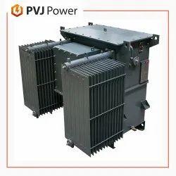 PVJ Power Three Phase Booster Transformer, For Commercial, 230 V