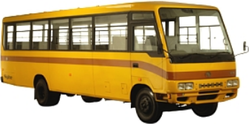 Eicher Bus Front Glass