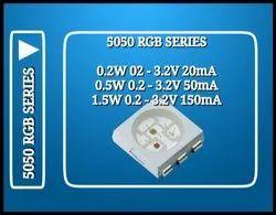 5050 RGB 3 Watt LED