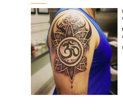 Spiritual Tattoos - View Specifications & Details of Temporary Body ...