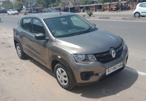 Grey Renault Kwid Rxl Used Car Rs 270000 Auto Junction Id