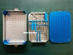 Small Cannulated Cancellous Orthopedic Instrument Set