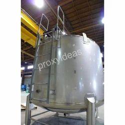 Food Processing Tanks