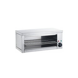 Silver Stainless Steel Electric Salamander, 5 Kw