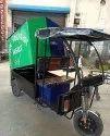 E- Garbage Van ( Hydraulic Enabled )