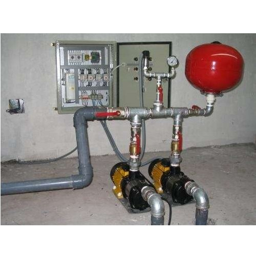 Water Pumps Automation System