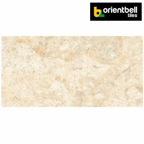 Orientbell Tiles OrientBell PGVT MIDTOWN LIGHT Marble Floor Tiles, Size: 600X1200 mm