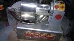 Vegetable Chopping Machine (30kg/batch)