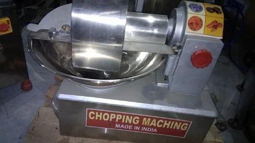 Vegetable Chopping Machine (30kg/batch)