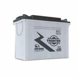 Trontek ER 1800 Lithium Polymer Electric Rickshaw Battery, Warranty: 9 month