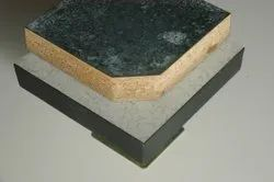 Commercial Building Access Floor System - Wood Core Type, For Indoor, Anti-Skidding