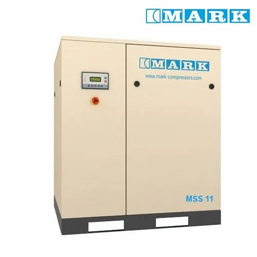Mark MSS 11 Oil Injected Screw Compressor