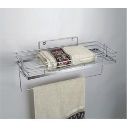 Towel Stand, Size (dimensions In Length X Breadth X Height): D612, W255, H130 (mm)
