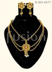 Traditional Designer Necklace Set