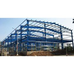 PEB Engineered Building Structure