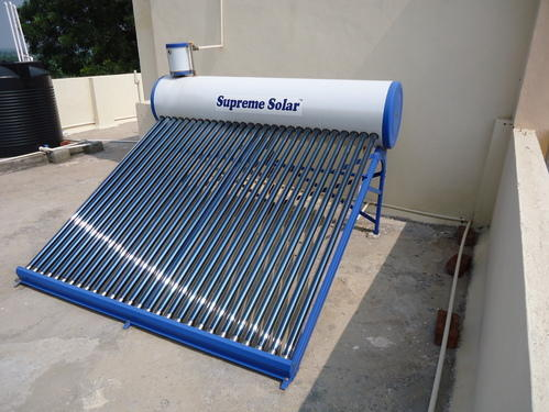 Evacuated Tube Collector Solar Water Heater Warranty 5