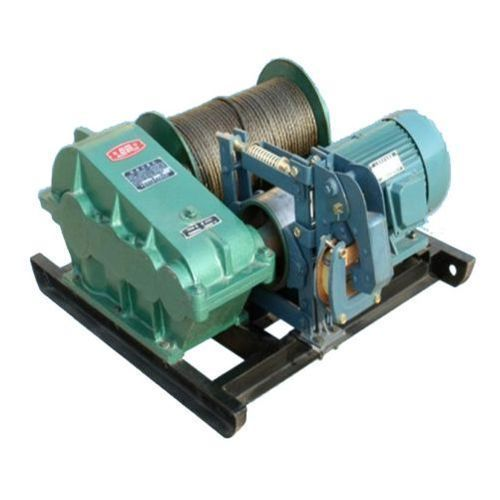 Hulk Electric Winch, Capacity: 500-2000kg, Jk 0.5, Jk 2.0