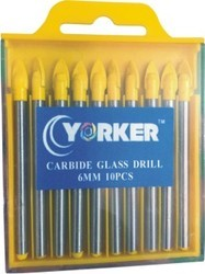 Yorker Carbide Glass Drill