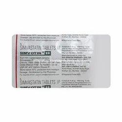 Simvotin 20 Mg Tablet