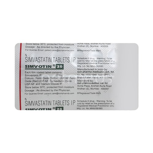 Simvotin ez 10 mg or 10mg yen