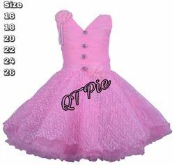 QT Pie Girls Party Wear Frock Dress DN1032