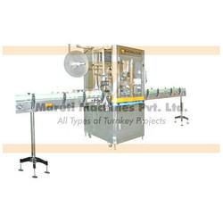 High Speed Beverages Labeling Machine