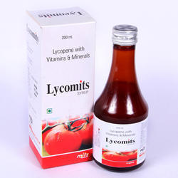 Lycopene with Multivitamin Minerals Syrup