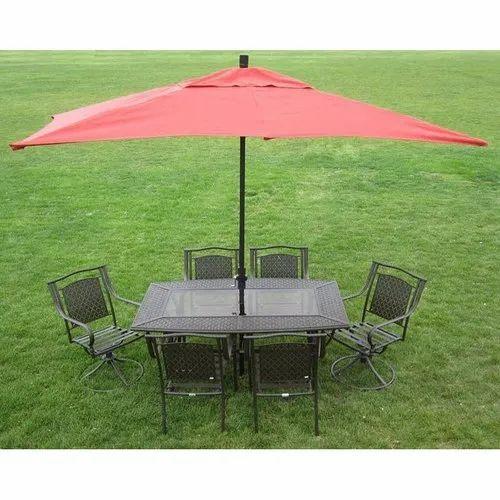 Garden Patio Umbrella At Rs 6000 Piece