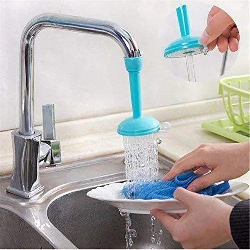 kitchen faucet plastic adjustable tap extender