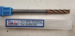 Solid Carbide Drills / End Mills /slot Drills