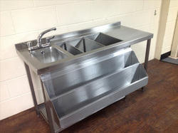 Cocktail Station Sink Unit